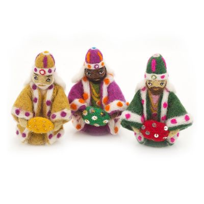 Nativity Set 3 (3 x Wise Men)