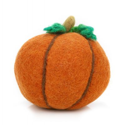 Medium Pumpkin Burnt Orange